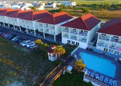 The Islander Inn Hotel, located in Ocean Isle Beach NC
