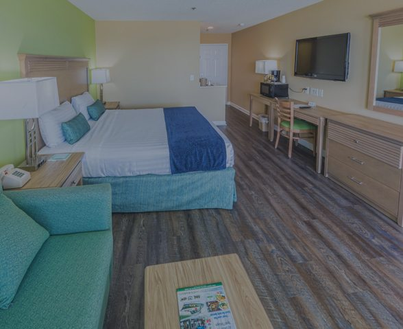 Tour Rooms at The Islander Inn, located in Ocean Isle Beach, NC