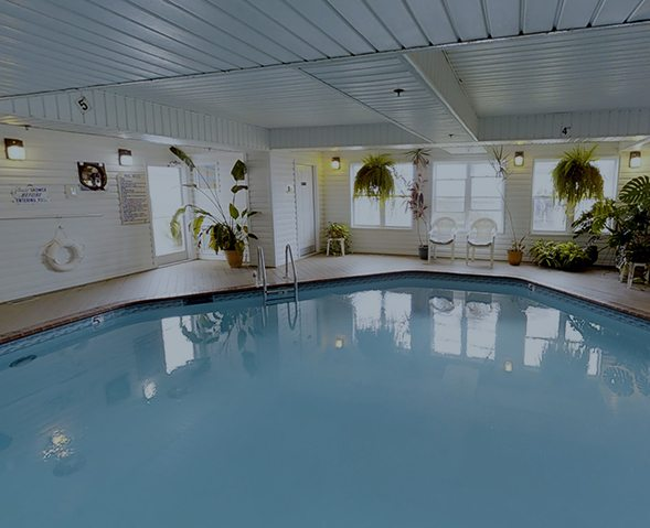 indoor pool area tour - Tour Rooms